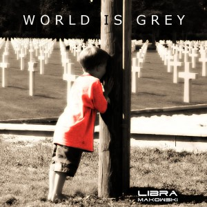 libra makowski world is grey cover